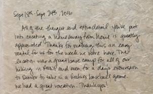 Fish-Creek-Estes-Park-Cabin-Review-09/18/2016